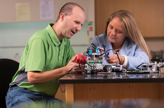Science and Technology - Department Page - Highlight - Professor Blais - 562x372